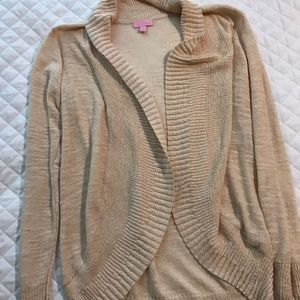 Lilly Pulitzer sweater size xl